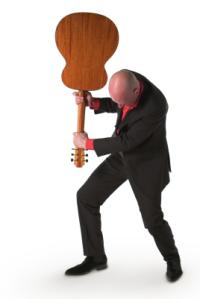 Guitar sux