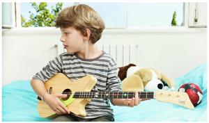 Award winning 3 string guitar