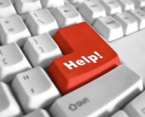 bigstockphoto_Special_Keyboard_-_Help_39076