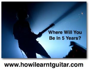 Guitar future