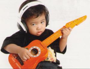 Guitar kids