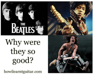 Guitar legends