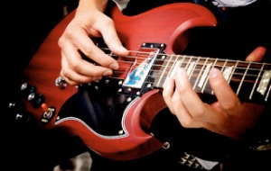 bigstockphoto_Electric_Guitar_2060770