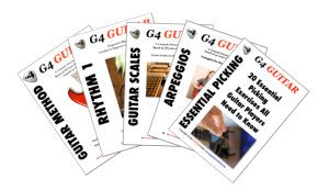 G4 Guitar Method Kit