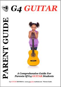 Guitar Parent Guide G4