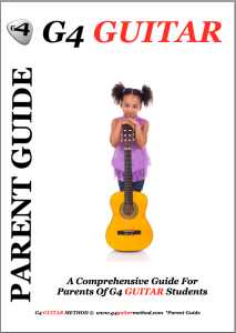 Guitar Parent Guide G4