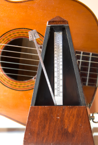 G4 Guitar Blog w Metronome